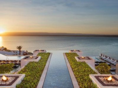 Фото отеля Hilton Dead Sea Resort & Spa 5*