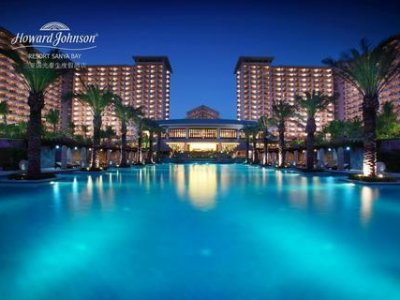 Фото отеля Howard Johnson Resort Sanya Bay 5*