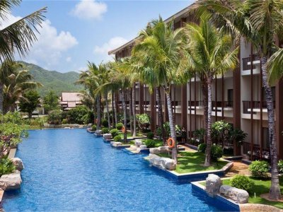 Фото отеля PULLMAN SANYA YALONG BAY VILLAS & RESORT  5 *****