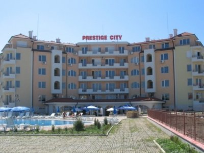 Фото отеля Prestige City Apartments 3*