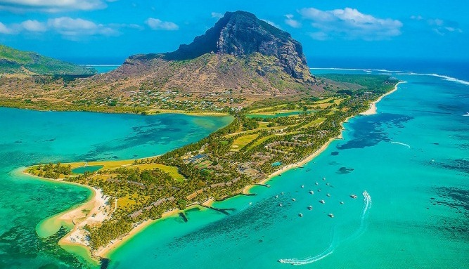 mauritius in march